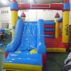 Inflatable Bouncer princess , ZY-BH1911 inflatable Bouncer bouncy bounce for kids