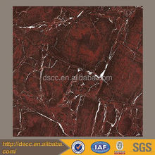 Splendid design vetrified ceramics tile marble look porcelain tile red asphalt roofing shingles on sale