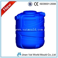 China supply good quality and low price plastic septic tank blow mould