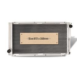 Fits 1992-2000 SUBARU IMPREZA WRX STI CLASSIC GC8 MK1 Full Aluminium Radiator