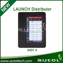 launch x431 pro with touch screen automotive tools car scanner