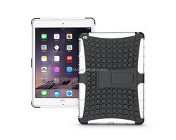 factory OEM bumper premium combo stand case for ipad air 2 for ipad 6
