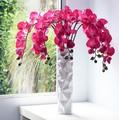 Sj140436,2014 nuevo estilo mariposa artificial flor de la orquídea