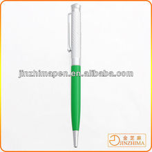 Metal green fine pen