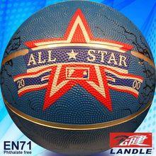 Standard Size photo printed basketball