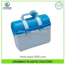 Plastic Lunch Box with water bottle Set food grade tin bento lunch box