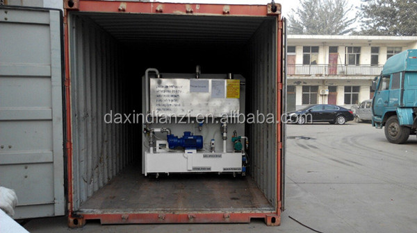 High frequency drying wood equipment plc control system