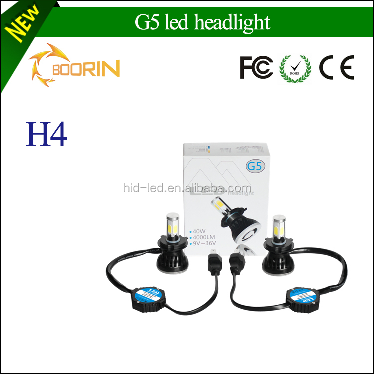 guangzhou car accessories h4 led headlight lancer headlight chevrolet cruze led headlight