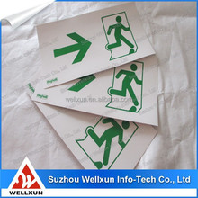 Cheap wholesale logo labels of graded goods