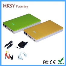 Various Portable Exquisite Emergency automotive Battery Air Compressor Jump Starter