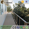 Solid Composite outdoor WPC decking prices