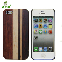 OEM Design Wooden Case For IPhone, For Iphone5 5s Wood Case