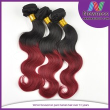 No tangle no shed 14inch remy italian body wave hair