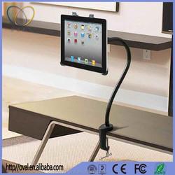 For iPad,Samsung Universal Gooseneck Arm Desk top for Ipad Stand/Holder/Mount/Clamp,Desktop Stand