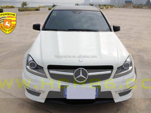 Big offer! C63 AMG style body kit for mercedes C class W204