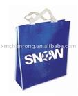 Reciclado promocionais não- tecido de saco de compras