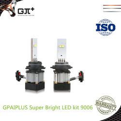 HOT SALE high quality GPAIPLUS factory supply led for Japan car h4 h7 h8 h9 h11 9006