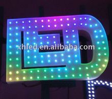 Smart led pixe light with SD control card (RGB)