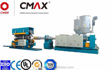 HDPE/PP/PVC Vertical Type Double Wall Corrugated Pipe and PVC Ribbed Pipe Extrusion Line