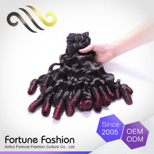 Oem Wholesale 100 Precent Real Multi-Colored 100 Human Hair Bangs Extensions 100Cm Manufacturers