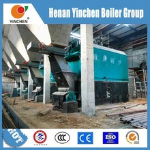 Top 10 famous brands of china water tube coal and agricultural wastes fired steam boiler