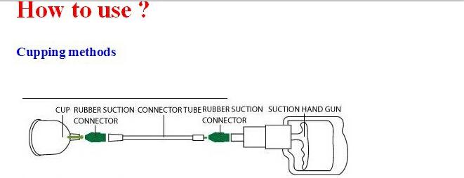 Vacuum Suction Vacuum Suction Cupping Set 12