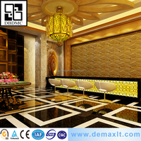 chinese manufacturer household embossed 3d wallpaper for wall and roof decoration