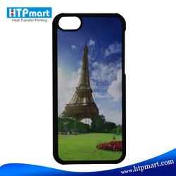 Good selling 2d blank mobile phone cover for iphone 5C