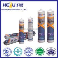 Neutral silicon sealant, rtv acetic silicone sealant construction, silicone sealant for stone