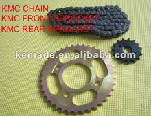 Motorcycle Chain Wheel with KMC brand