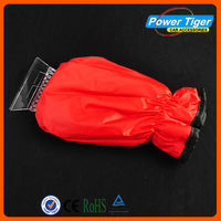 Keeping warm and dry car waterproof coconut scraper machine with cleaning gloves