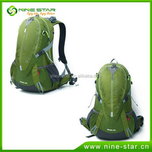 Wholesale outdoor backpack camping bag for sale