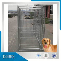 Made In China Heavy Duty Galvanized Dog Cage Cheap