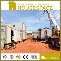 High Quality Economical Prefabricated Container Luxury Mobile Home