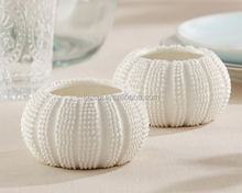 """2015 Top Wedding Supplier """"Sea Tidings"""" Sea Urchin Tealight Candle Holder (without Tealight) Birthday Party Decoration Gift"""