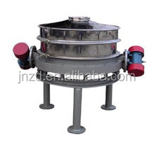 XJNZD Brand JZP Series Direct discharge vibrating screen for Flour, Starch, Washing powder etc