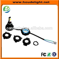 big sale custom h4 round motor led headlight for motorcycle square headlight