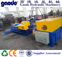 hot sell easy&simple to handle scrap metal baler from china