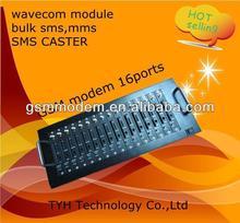 rj45 port interface usb modem GSM modem wavecom 16ports bulk SMS MMS EDGE/q2403 16 port modem