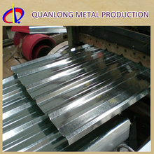 Galvanized Corrugated Steel Sheet Metal Roofing Shingles