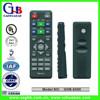 Blu-Ray Portable DVD Mp3 /4/5 remote control
