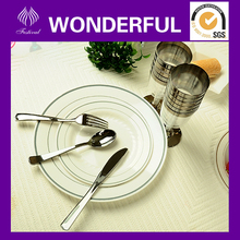 disposable wedding dinnerware