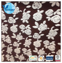 100% Polyester anti pilling polar fleece fabric cheap fleece fabric
