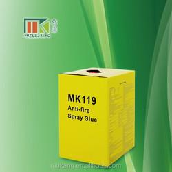 MK119,CNFR GLUE for sponge and foam