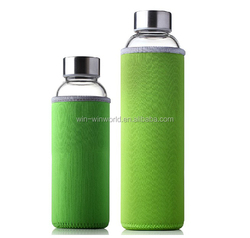 Customized Portable Insulated Water Bottle Covers