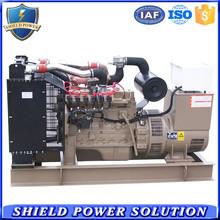 Wholesale Output 80KW Natural Gas Generator Set, Gas Generator Factory