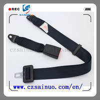 simple static two point safety belt used for bus and other Vehicles