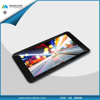 2014 New Arrival MTK8732 Quad Core 1024*600, 1G+8G,0.3M+2.0M,3M10B 7 inch tablet pc 4g sim card with NFC,Powerful GPS Function