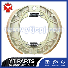 New Designed Cheap Motorcycle Parts Of Brake Shoe To Sell