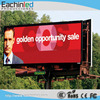 P12.8 outdoor digital full color led advertising video display